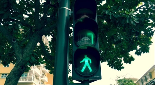 Pedestrian.Stoplight
