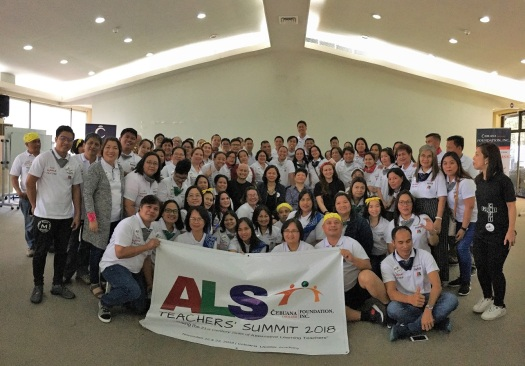 Coaching and Mentoring for ALS Teachers in the ALS Teachers